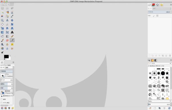 Gimp mavericks 08