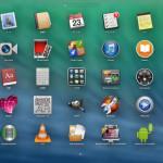 大量になってしまったLaunchpadのアイコンを整理する方法