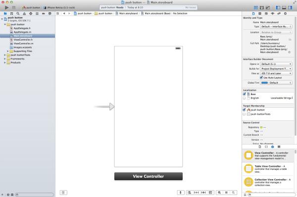 Xcode button 0329 004
