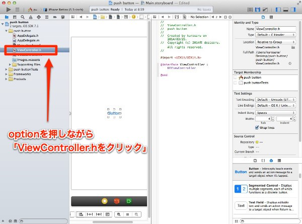 Xcode button 0329 008b