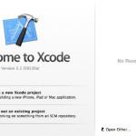 Xcode5.1を起動してみた