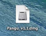 iPhone5s iOS7.1.2 を Pangu を使って脱獄する方法