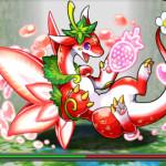 [パズドラ]「天樹からの贈り物」いちごドラゴンをノーコンゲット![無課金攻略]