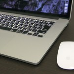 MacBook Pro Retina に MagicMouse を接続してみた