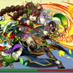 [パズドラ]関銀屏参上!義将姫 超級をヴァルキリーでノーコンクリア![無課金攻略]