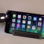 これはイタ〜い?iPhone6s Plusにスタンガンを当てる動画が公開