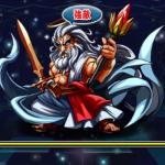 [パズドラ無課金攻略]ゼウスチャレンジ!【全能神 超地獄級】を赤ソニアでノーコンクリア!