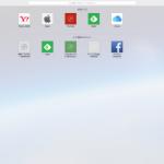 OS X Yosemite の半透明処理をオフにする方法