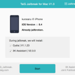 iOS8.1.3からiOS8.4が脱獄できる「TaiG Jailbreak for Mac」がリリースされました!