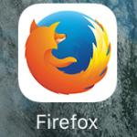 iPhoneでFirefoxが使えるようになった!iOS版がリリース!