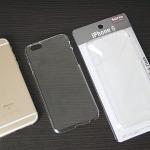 セリアのiPhone6用クリアハードケースを買ってきた