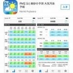 洗車の敵!黄砂の予報アプリ「PM2.5と黄砂の予測 大気汚染予報」を入れてみた